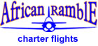 African Ramble Air Charter - Charter Flights